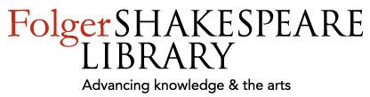 Logo for Folger Shakespeare Library
